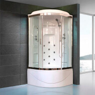 Душевая кабина Royal Bath RB 100NRW хром